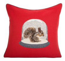 Kitsch Ec Carmin Cushion Cover 45x45