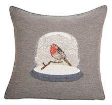 Kitsch Oi Flanelle Cushion Cover 45x45