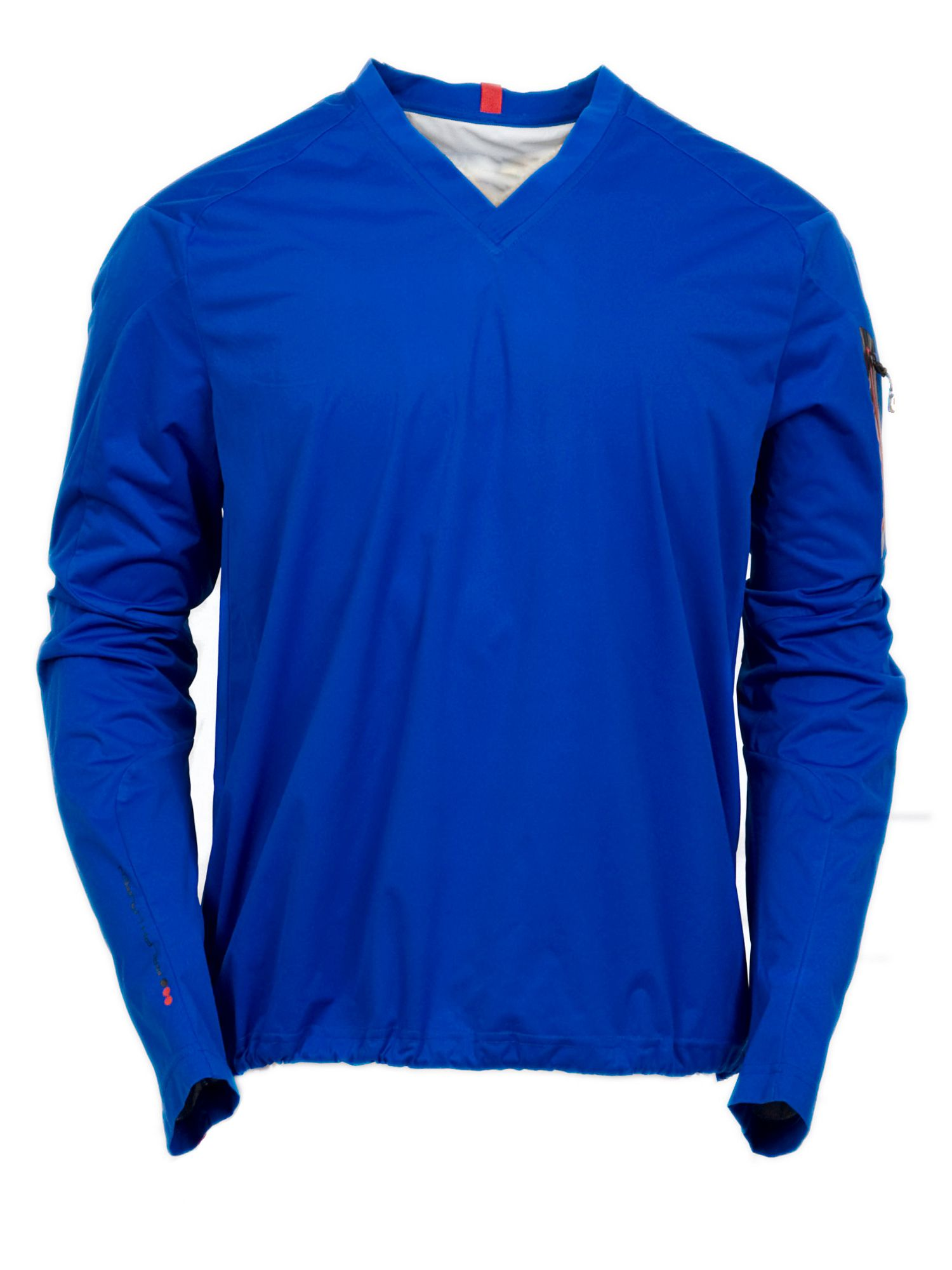 Stratus v neck windshirt