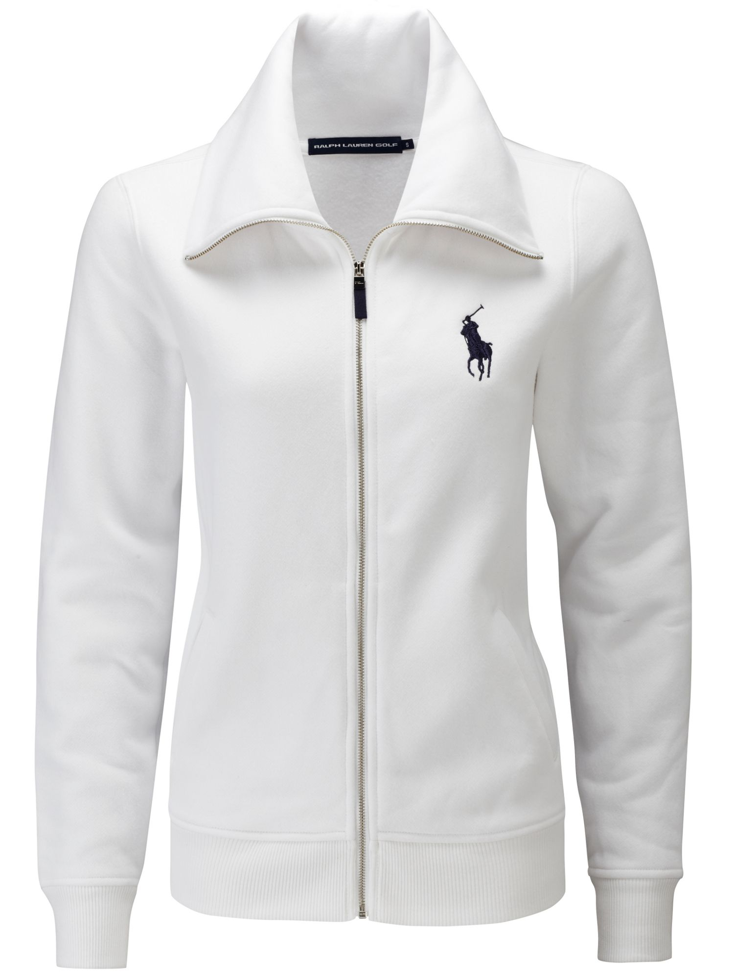 Full zip felicity fleece