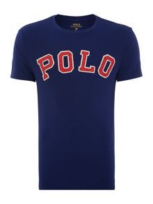 Polo Logo Custom Fit T-Shirt