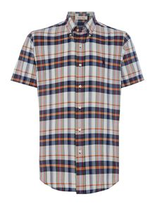 Polo Ralph Lauren Classic Fit Short Sleeve Button Down Shirt