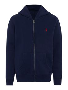 Polo Ralph Lauren Boys Long Sleeved Small Pony Player Hoody