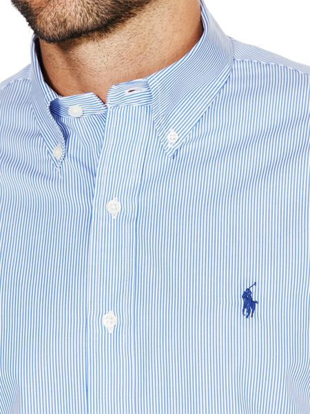 Polo Ralph Lauren Regular-fit Striped Shirt