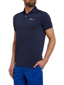 RLX Ralph Lauren Golf Performance solid polo