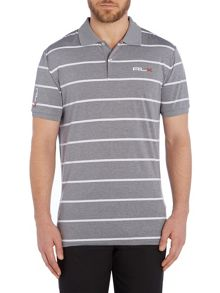 RLX Ralph Lauren Golf Performance stripe polo
