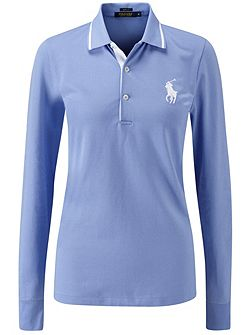 Polo Ralph Lauren Golf Val Long Sleeve Polo