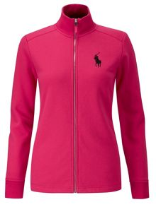 Polo Ralph Lauren Golf Alanna Fleece Cardigan