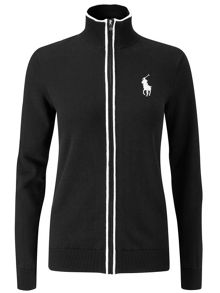 Polo Ralph Lauren Golf Candice Full Zip Cardigan
