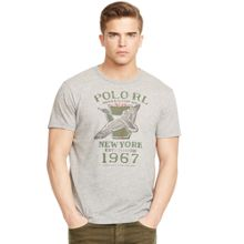 Polo Ralph Lauren Custom Fit Duck Graphic T-Shirt