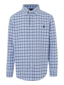 Polo Ralph Lauren Boys Long Sleeve Shirt