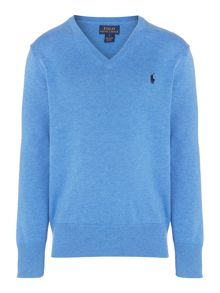 Boys Long Sleeve Jumper