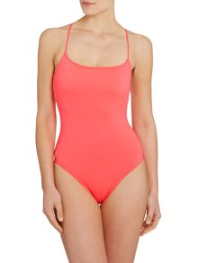 Polo Ralph Lauren Lace back swimsuit