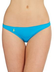 Polo Ralph Lauren USA string bikini bottom