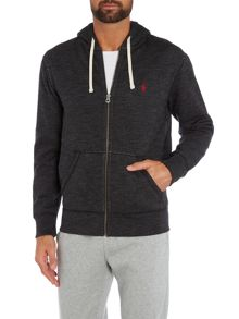 Polo Ralph Lauren Full Zip Athletic Fleece Sweater