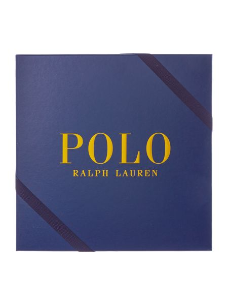 Polo Ralph Lauren Cashmere scarf and beanie hat gift set