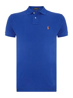 Men's Polo Ralph Lauren Short-Sleeve Slim-Fit Polo Shirt