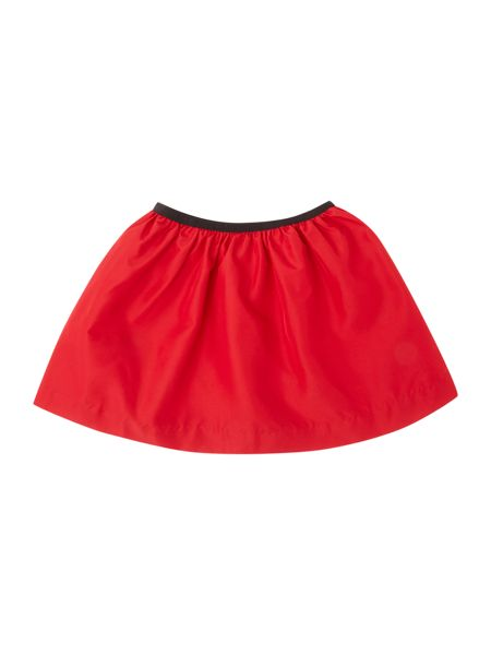 Polo Ralph Lauren Girls taffeta piped waistband skirt