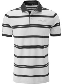 RLX Ralph Lauren Double stripe polo