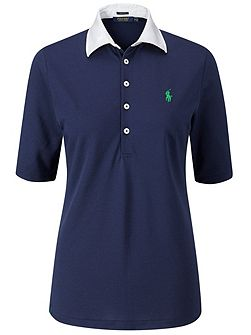 Elbow Sleeve polo