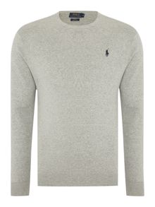 Polo Ralph Lauren Pima Cotton Crew-Neck Jumper