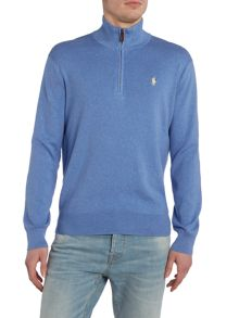 Polo Ralph Lauren Pima Cotton Turtleneck Jumper