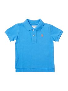 Baby Boys Short Sleeve Polo Shirt