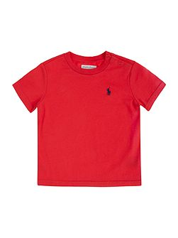 Baby boys Crew Neck T-Shirt