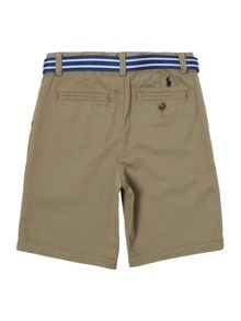 Polo Ralph Lauren Boys Chino Shorts with Belt