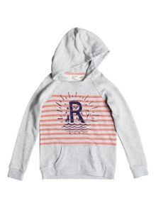 Roxy Girls Tide Rush Solid A Hoody