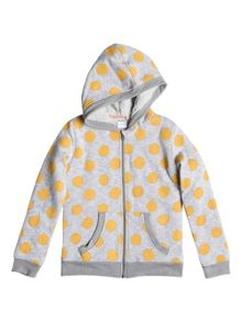 Roxy Girls Swift Drift Printed Hoodie