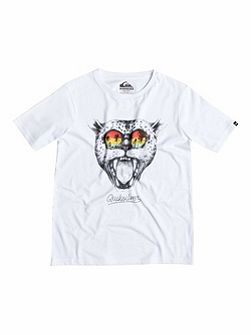 Quiksilver Boys Classic Sunset Cat T-Shirt