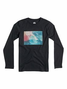 Quiksilver Boys Classic Palm Wave T-Shirt