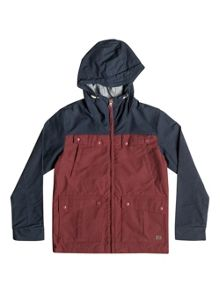 Quiksilver Boys Seashore Block Jacket