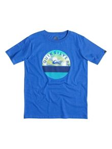 Quiksilver Boys Classic Extinguished T-shirt