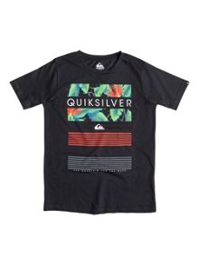 Quiksilver Boys Classic Line Up T-shirt