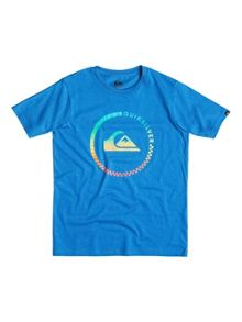 Quiksilver Boys Classic Active Check T-shirt