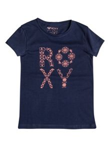 Roxy Girls Basic Crew ROXY Batik T-shirt