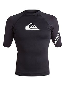All Time Short Sleeve Rash Guard