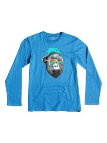 Quiksilver Boys Classic Kong Business T-Shirt