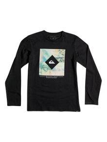 Quiksilver Boys Classic Diamond Day T-Shirt