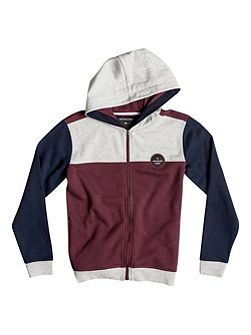 Boys Iconic Science Zip Up Hoodie