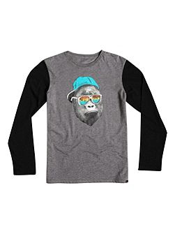Boys Classic Kong Business T-Shirt