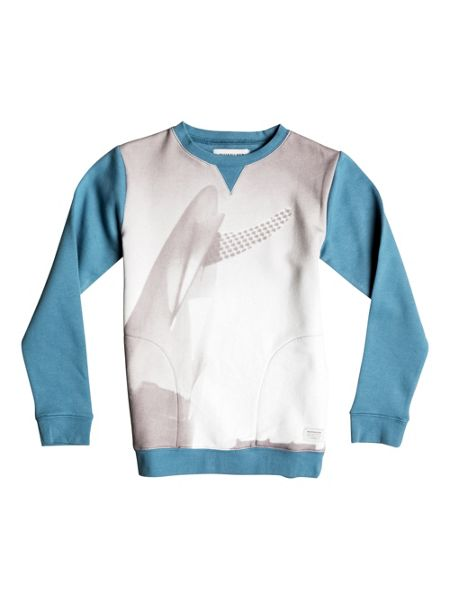 Quiksilver Boys Photoprint Sweatshirt