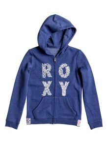 Roxy Girls Sea Owls Wild Zip-Up Hoodie