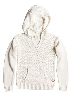 Girls Caladan Hooded Sweater
