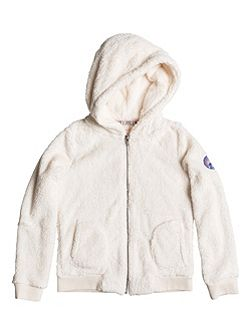 Girls Window Blues Fleece Jacket