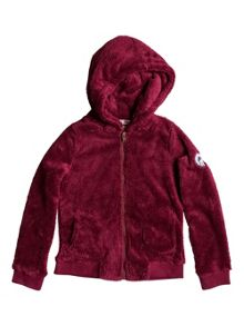 Roxy Girls Window Blues Fleece Jacket