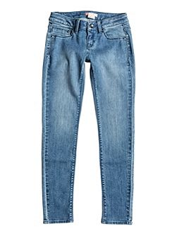 Girls High and Wild Slim Fit Jeans