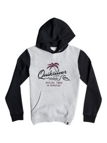 Quiksilver Boys No Longer Hoodie